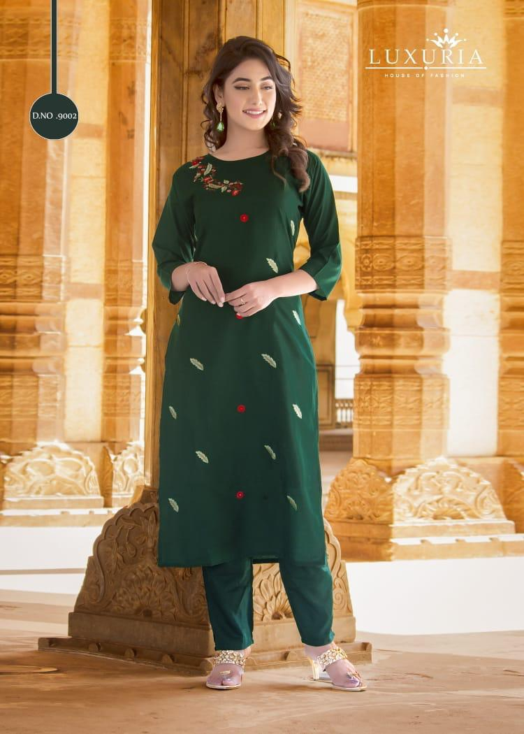 Luxuria House Of Fashion Aarya collection 4