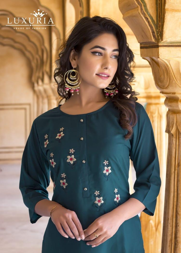 Luxuria House Of Fashion Aarya collection 3