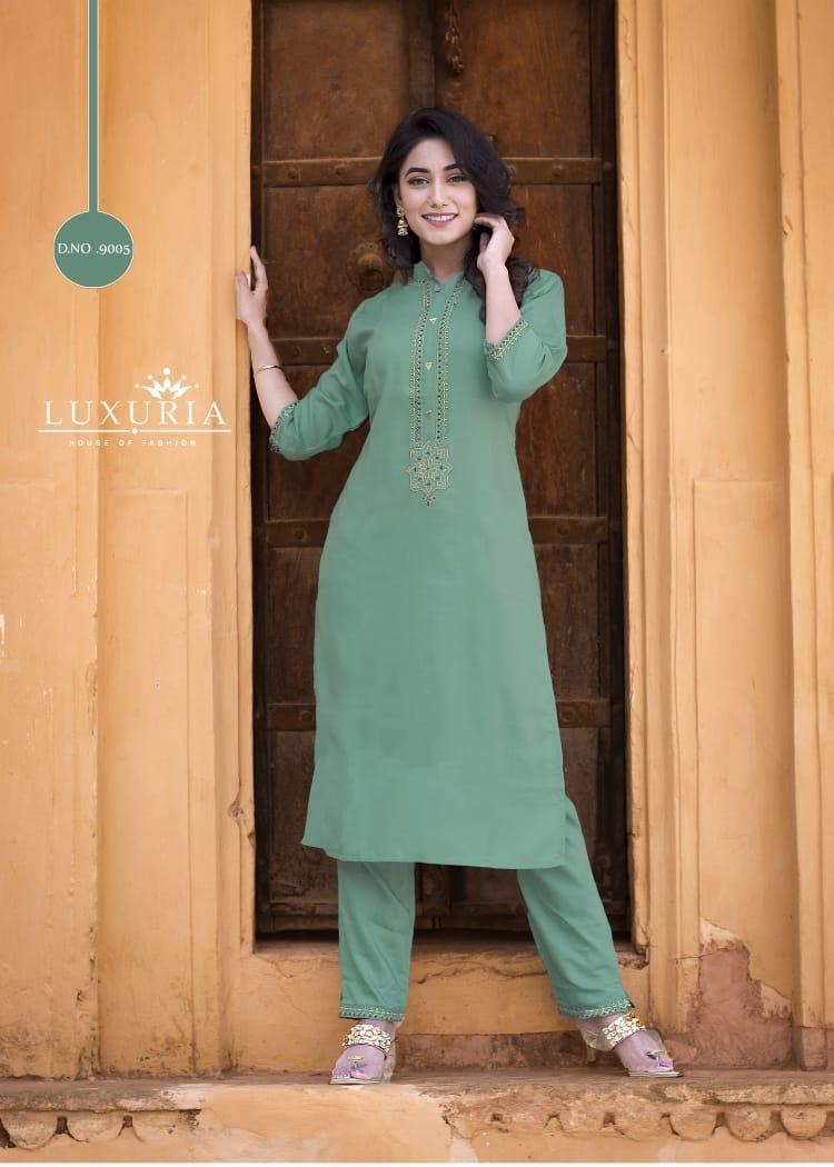 Luxuria House Of Fashion Aarya collection 6
