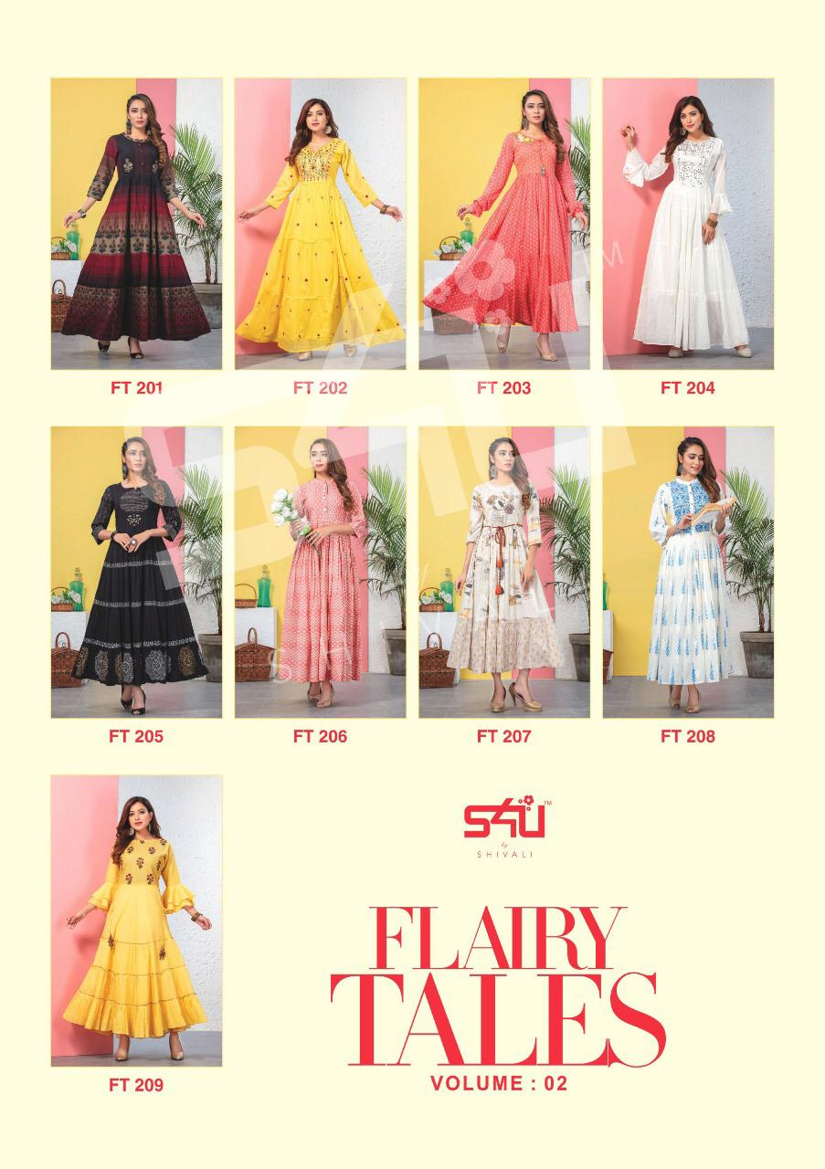 S4U Fairy Tales Vol 2 collection 5