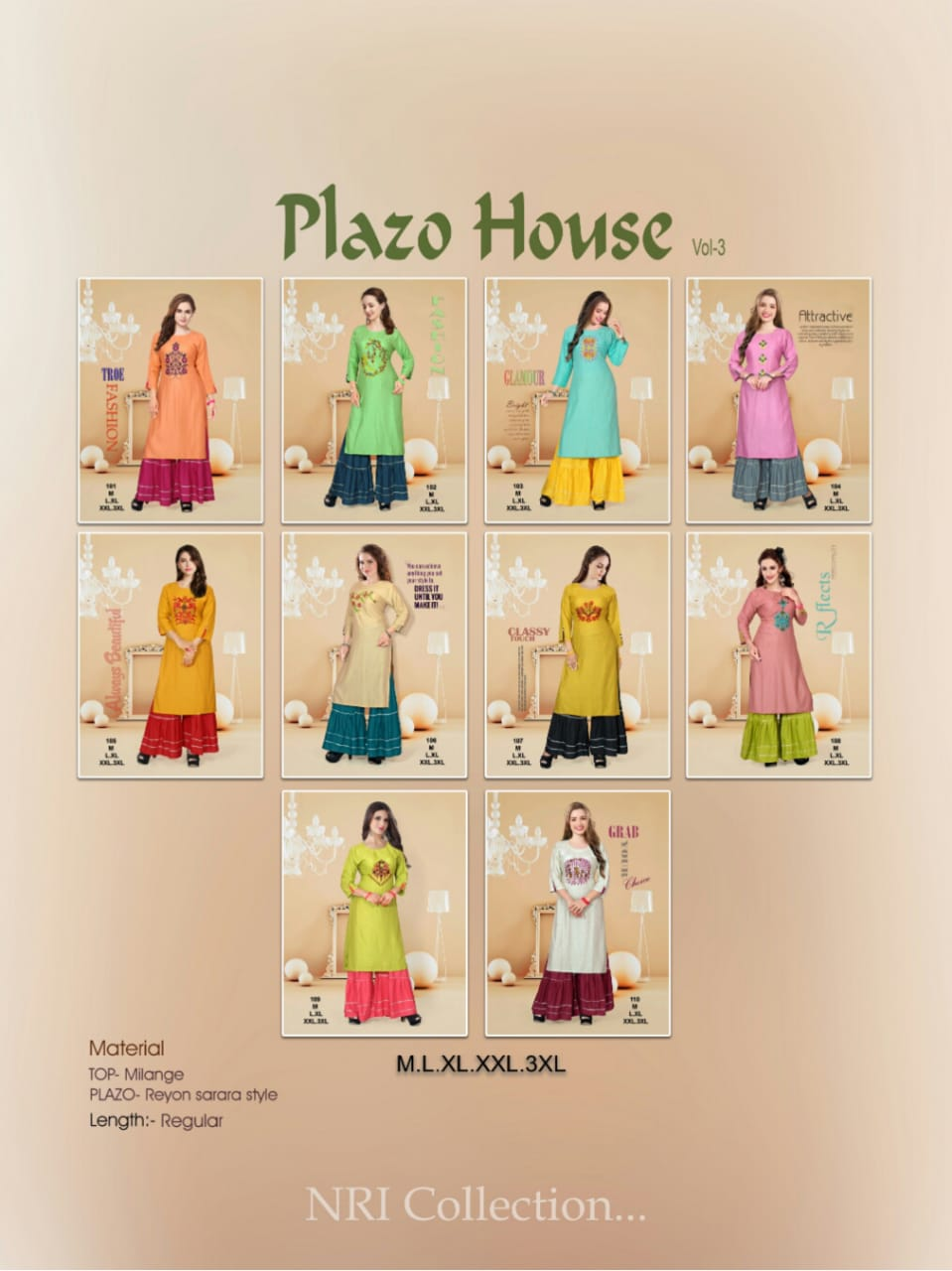 Ft Plazo House 3 collection 3