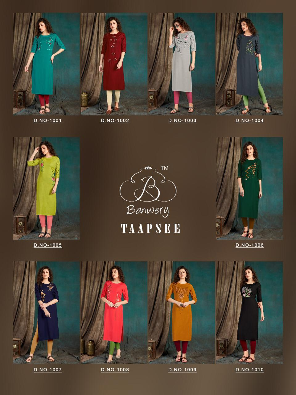 Banwery Taapsee collection 11