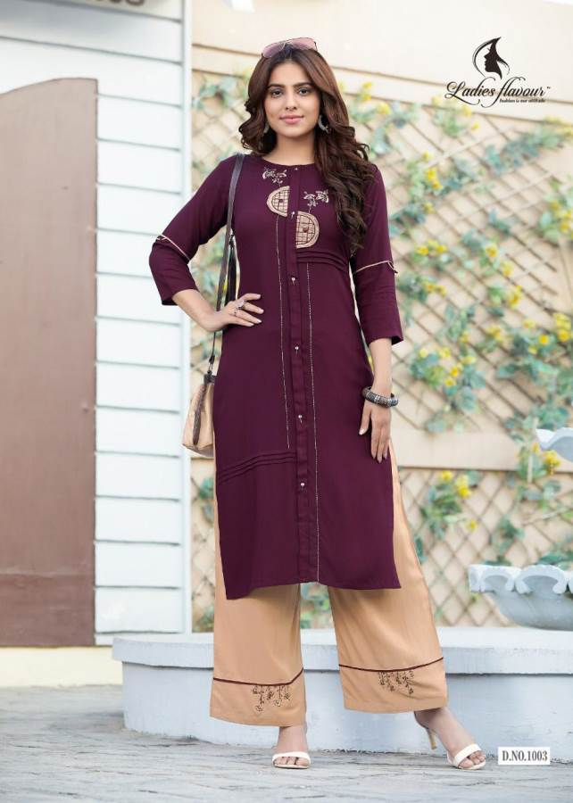 Ladies Flavour Ginni collection 5