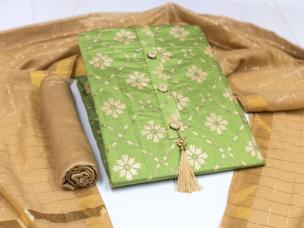 Designer Pale Green collection 1