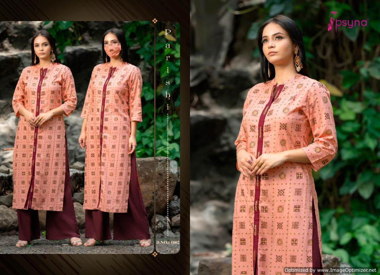 Psyna Parishi Premium 1 collection 10