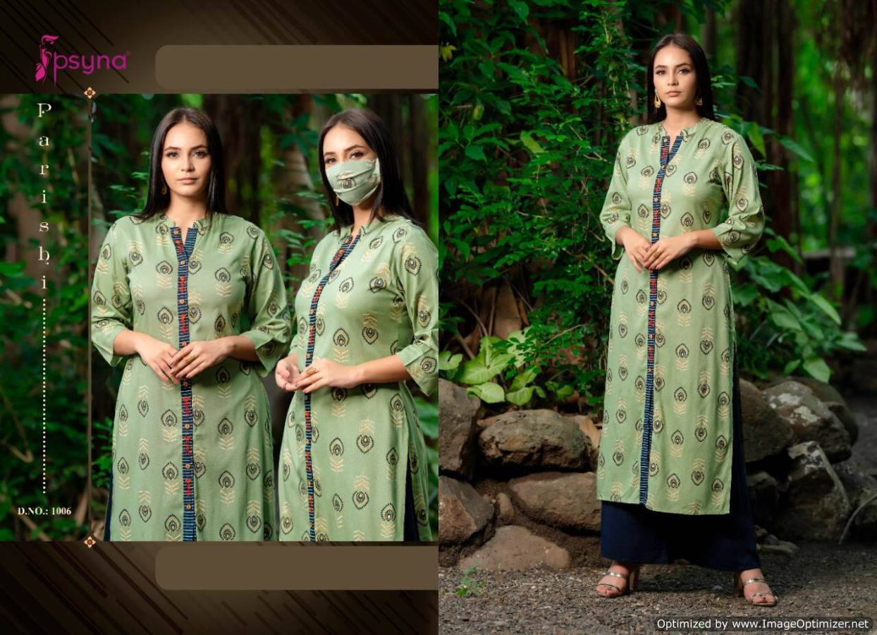 Psyna Parishi Premium 1 collection 11