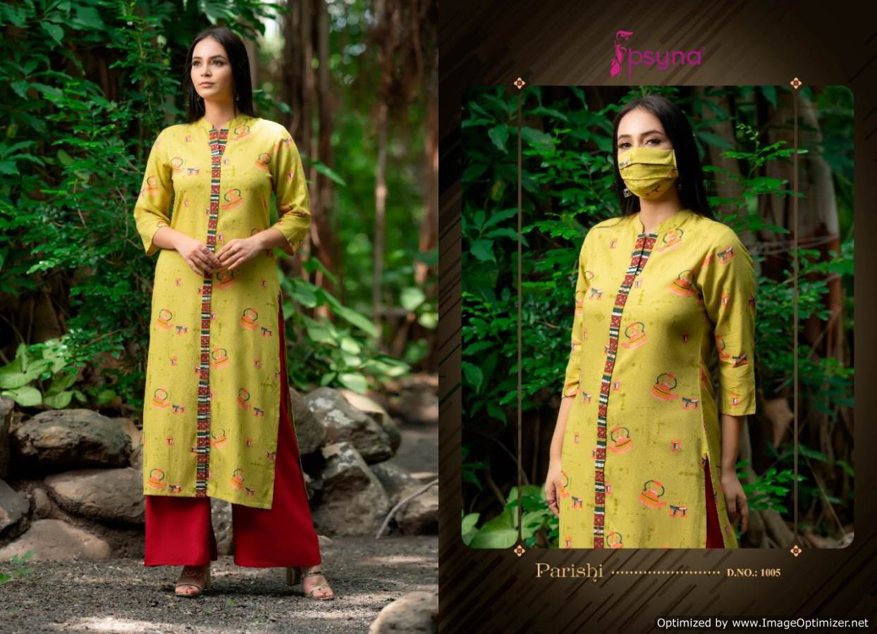 Psyna Parishi Premium 1 collection 2