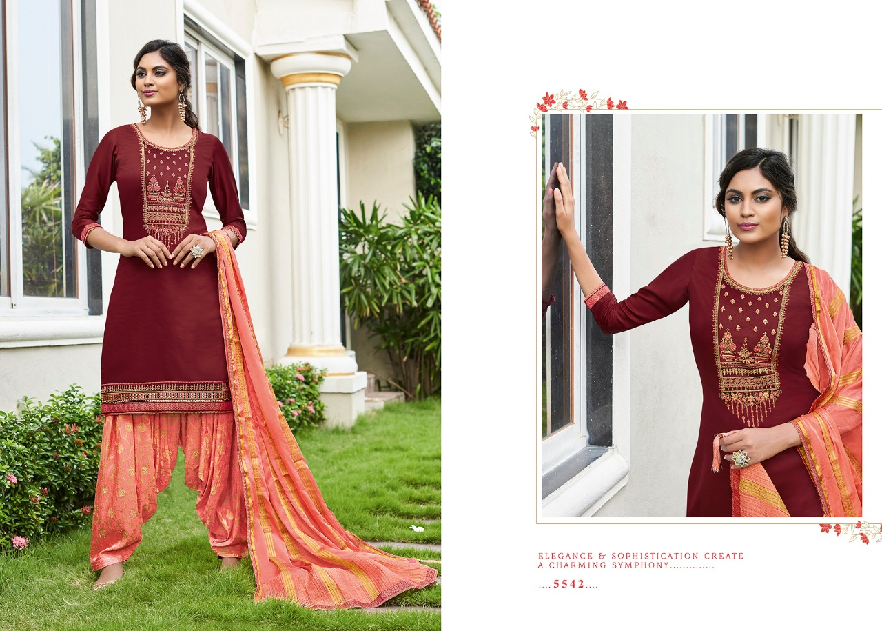 Kessi Shangar by Patiala House Vol 17 collection 6