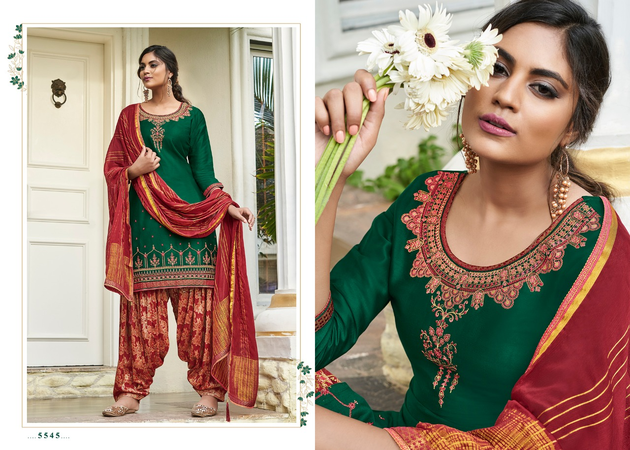 Kessi Shangar by Patiala House Vol 17 collection 8
