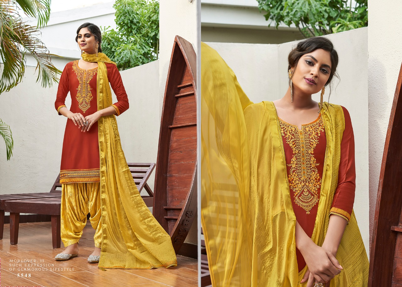 Kessi Shangar by Patiala House Vol 17 collection 9