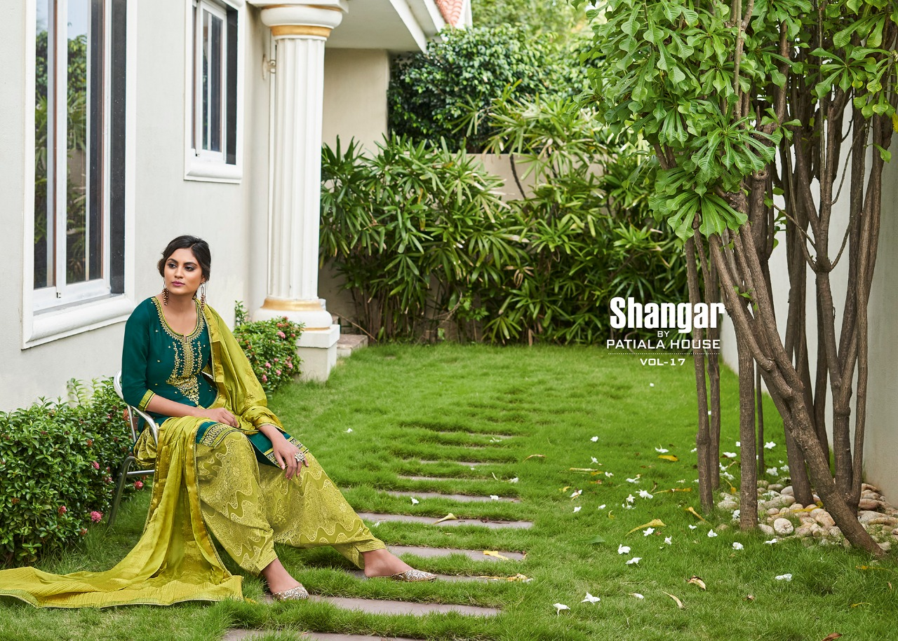 Kessi Shangar by Patiala House Vol 17 collection 2