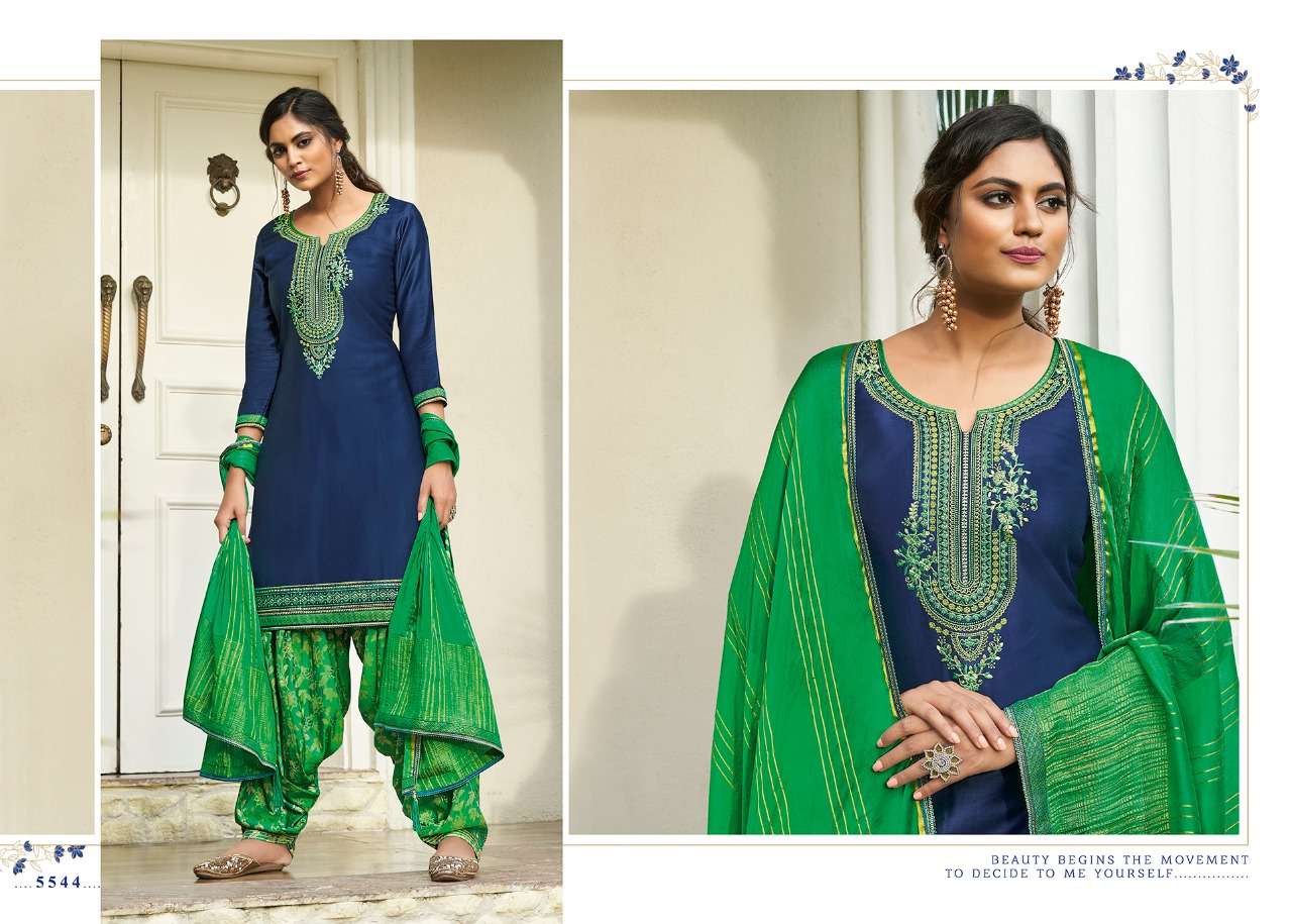 Kessi Shangar by Patiala House Vol 17 collection 7