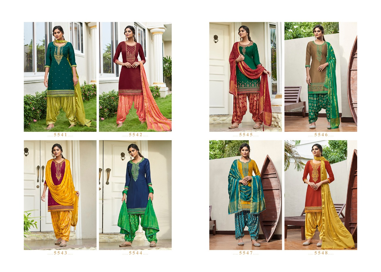 Kessi Shangar by Patiala House Vol 17 collection 10