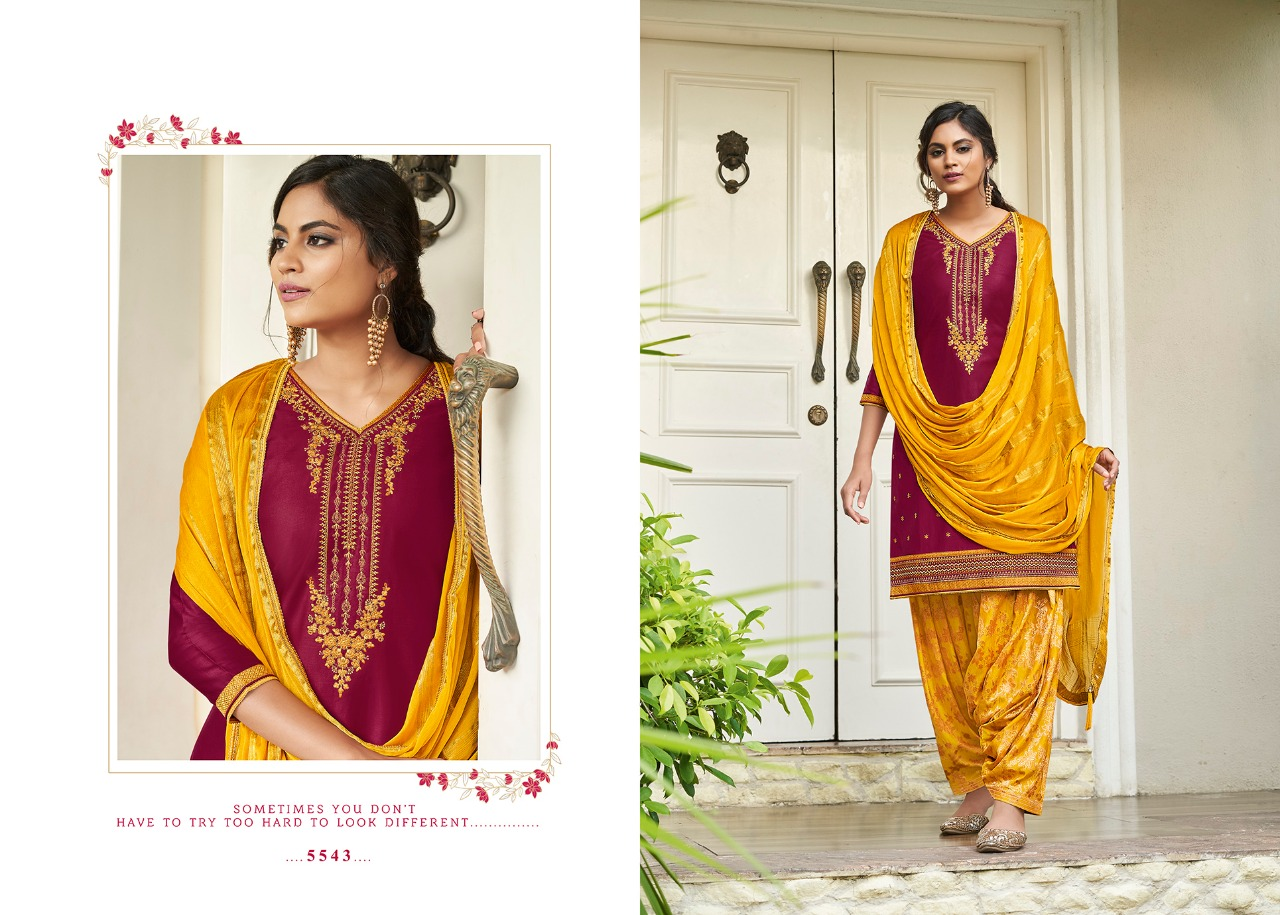 Kessi Shangar by Patiala House Vol 17 collection 1