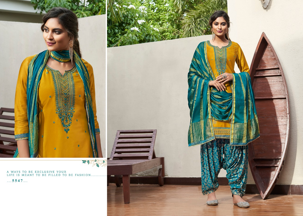 Kessi Shangar by Patiala House Vol 17 collection 11