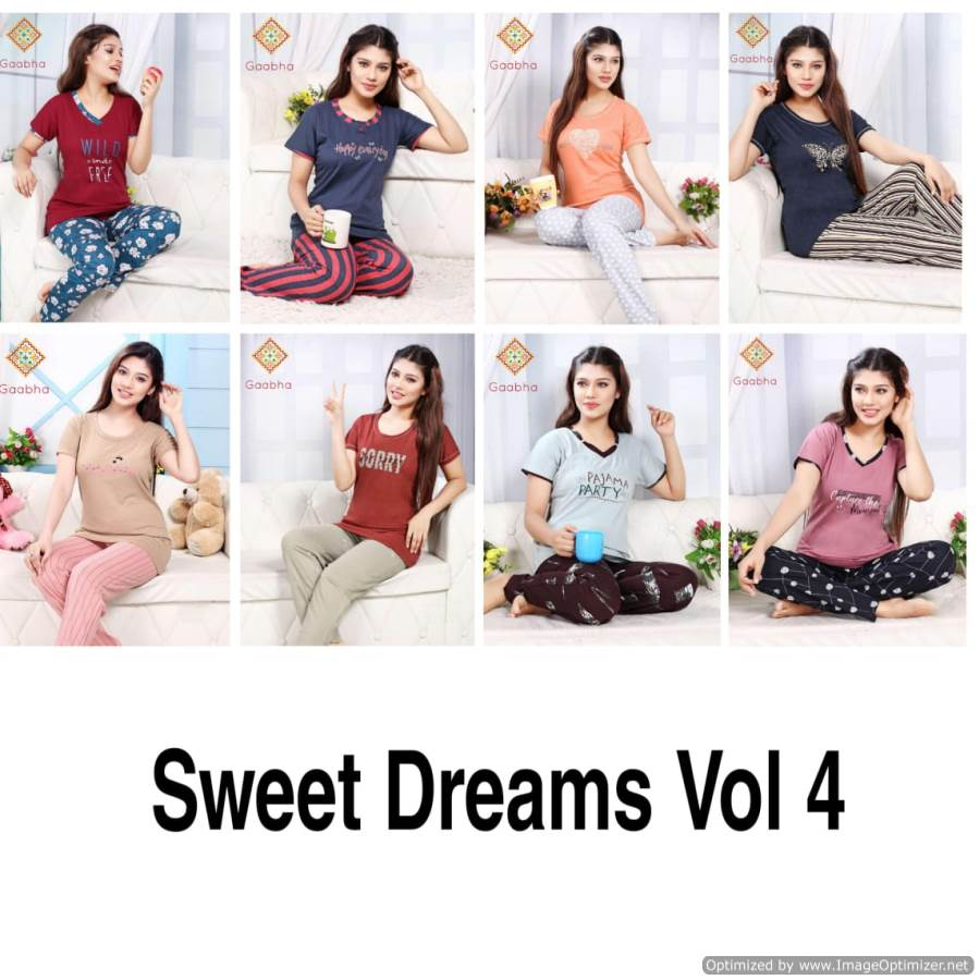 Sweet Dreams 4 collection 3