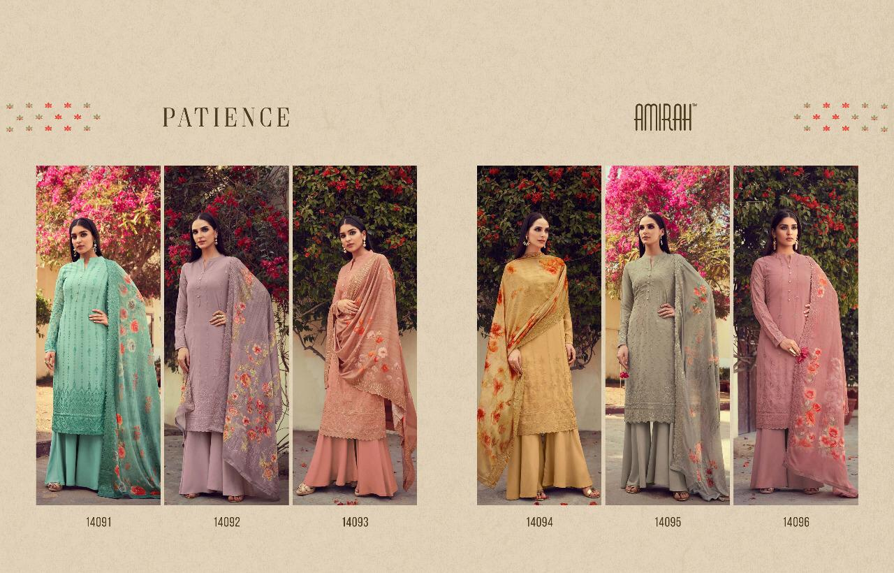 Amirah Patience collection 7