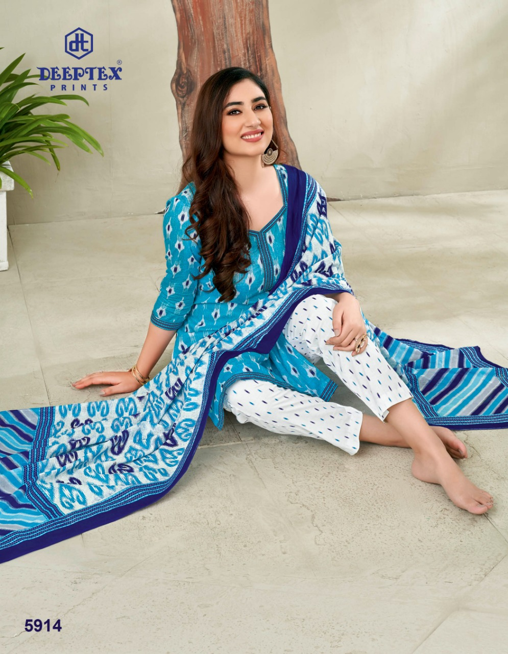 Deeptex Miss India 59 collection 11
