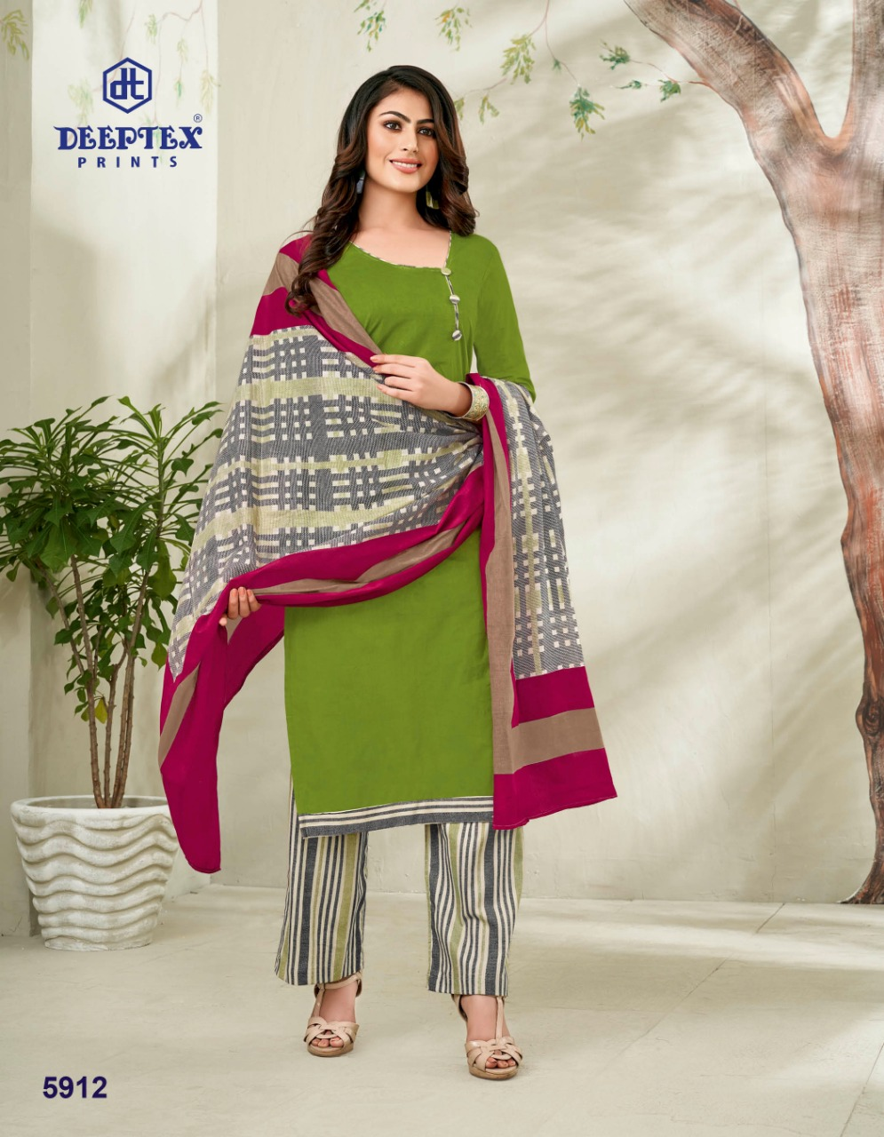 Deeptex Miss India 59 collection 19