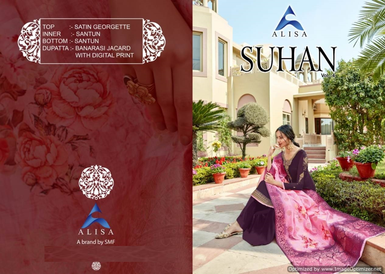 Alisa Suhan 4 collection 4