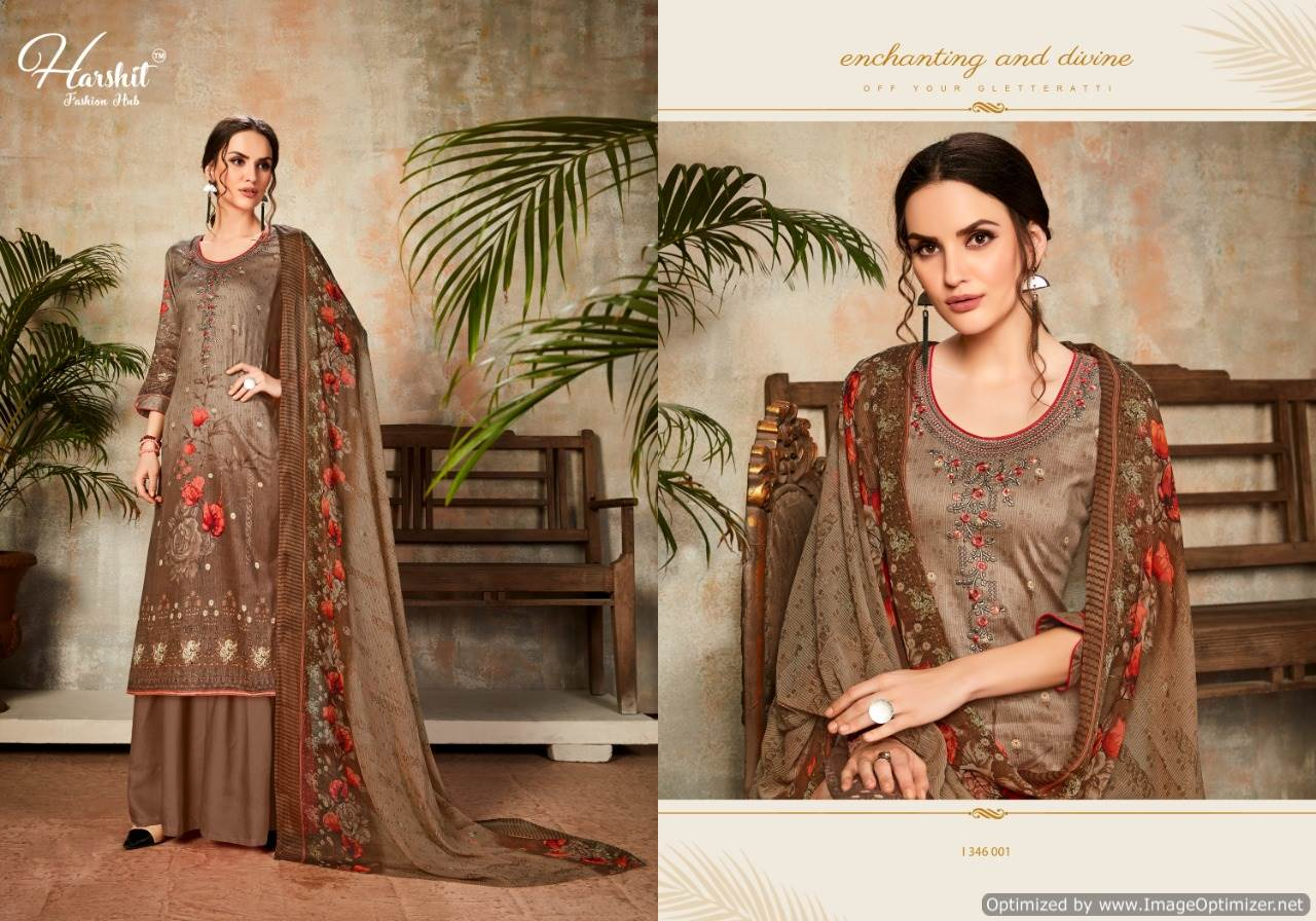 Harshit Alisha collection 9