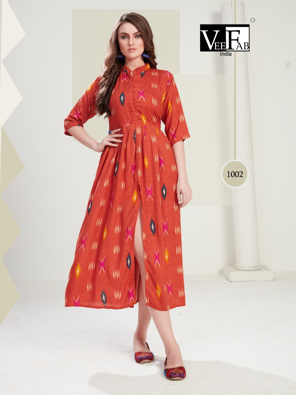 Vee Fab India Daisy Vol 2 collection 5