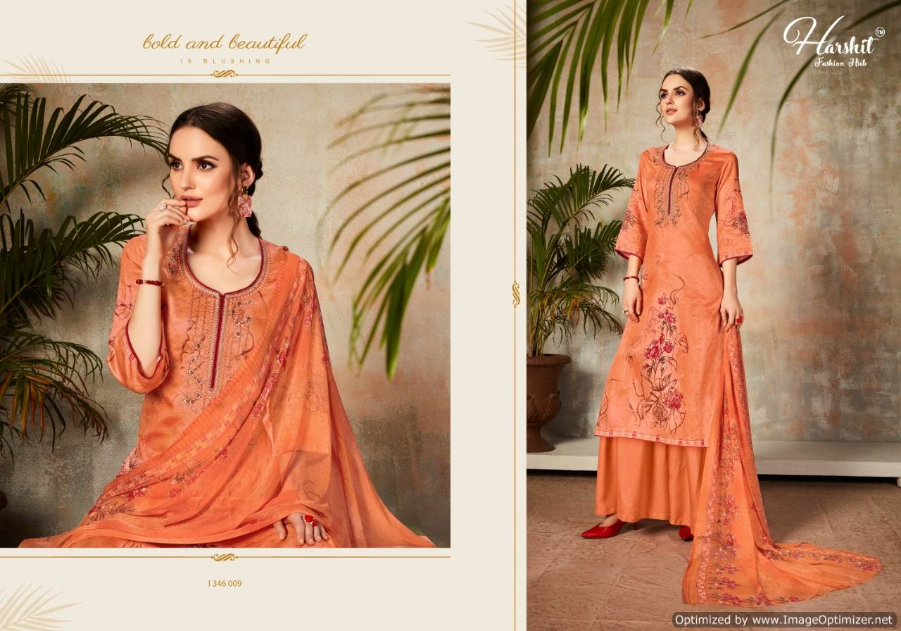 Harshit Alisha collection 4