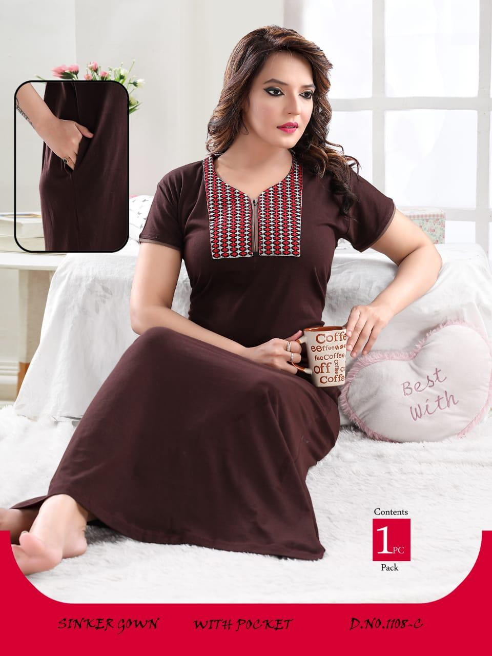 New Gown Nighty 2 collection 2