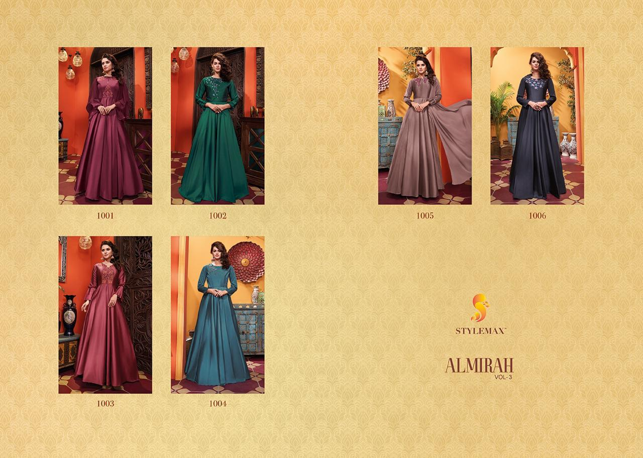 Stylemax Almirah Vol 3 collection 4