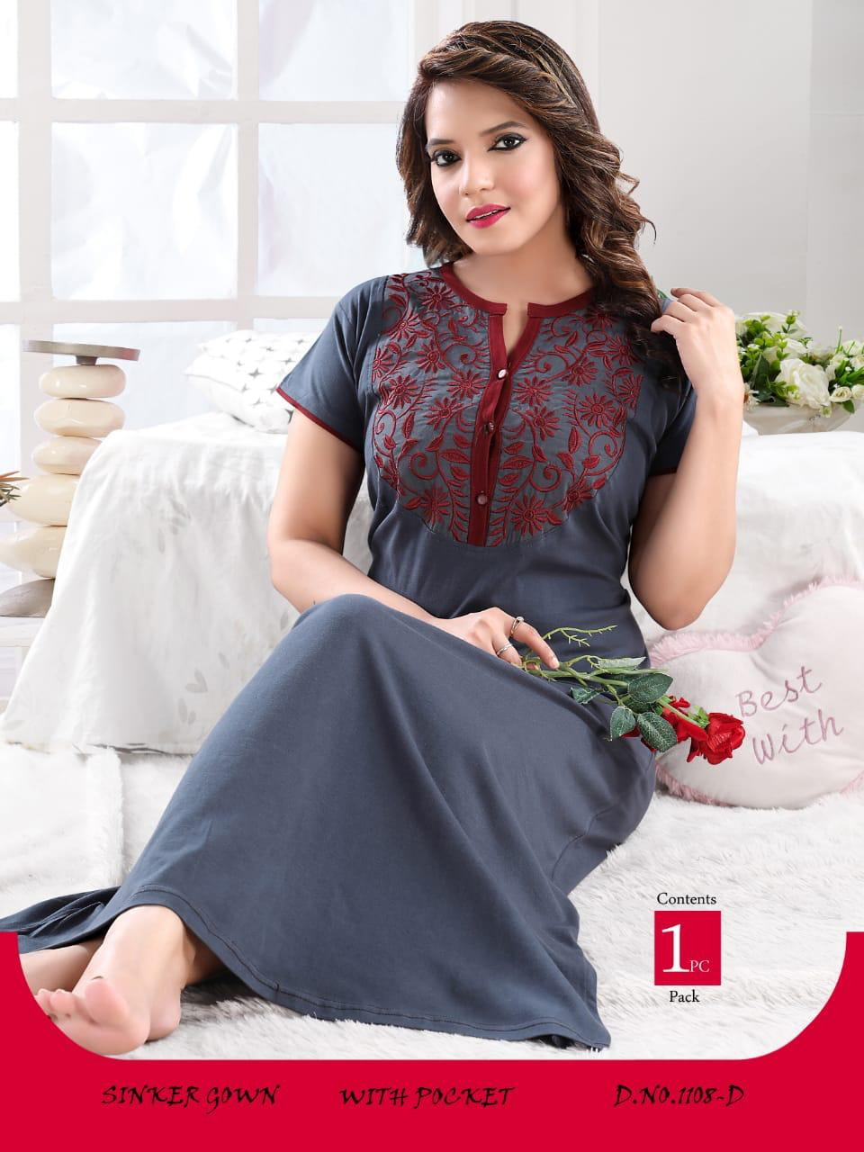 New Gown Nighty 2 collection 1