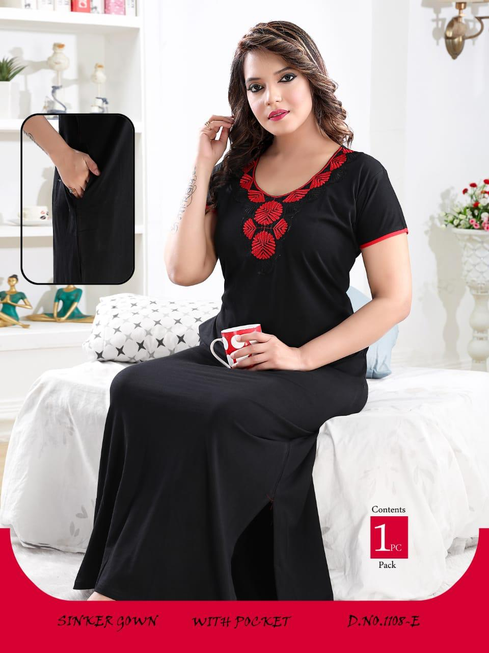 New Gown Nighty 2 collection 4