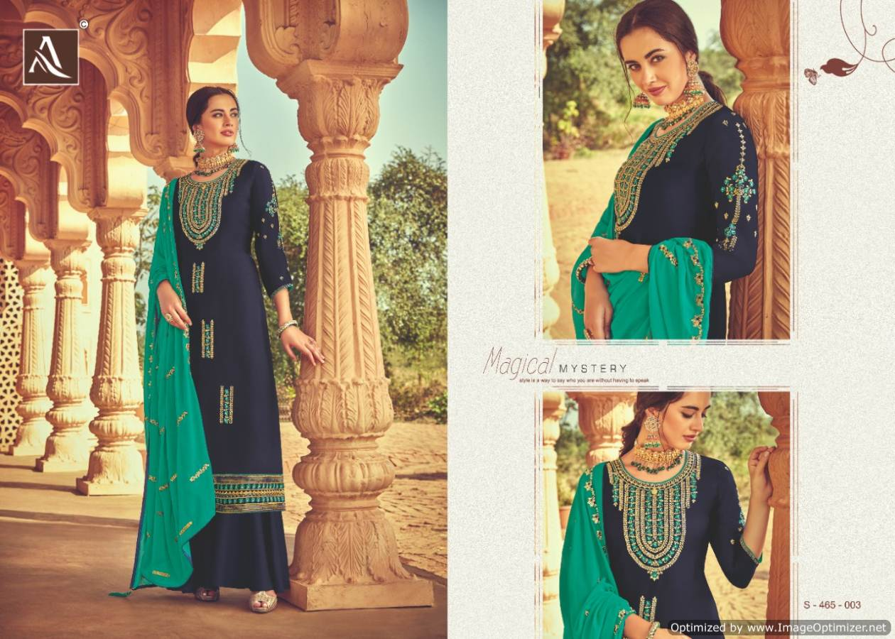 Alok Heritage collection 3