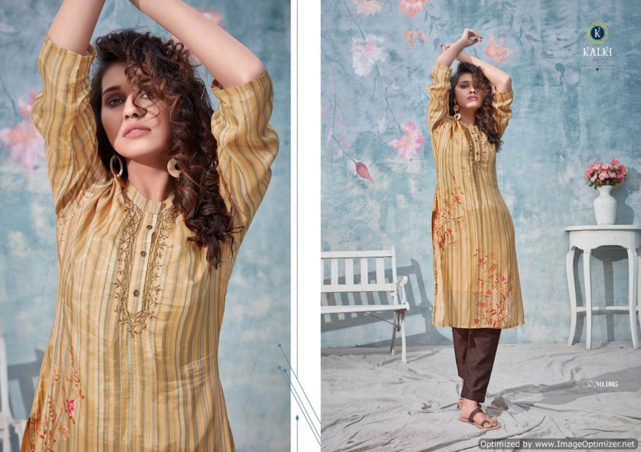 Kalki Look Book collection 9