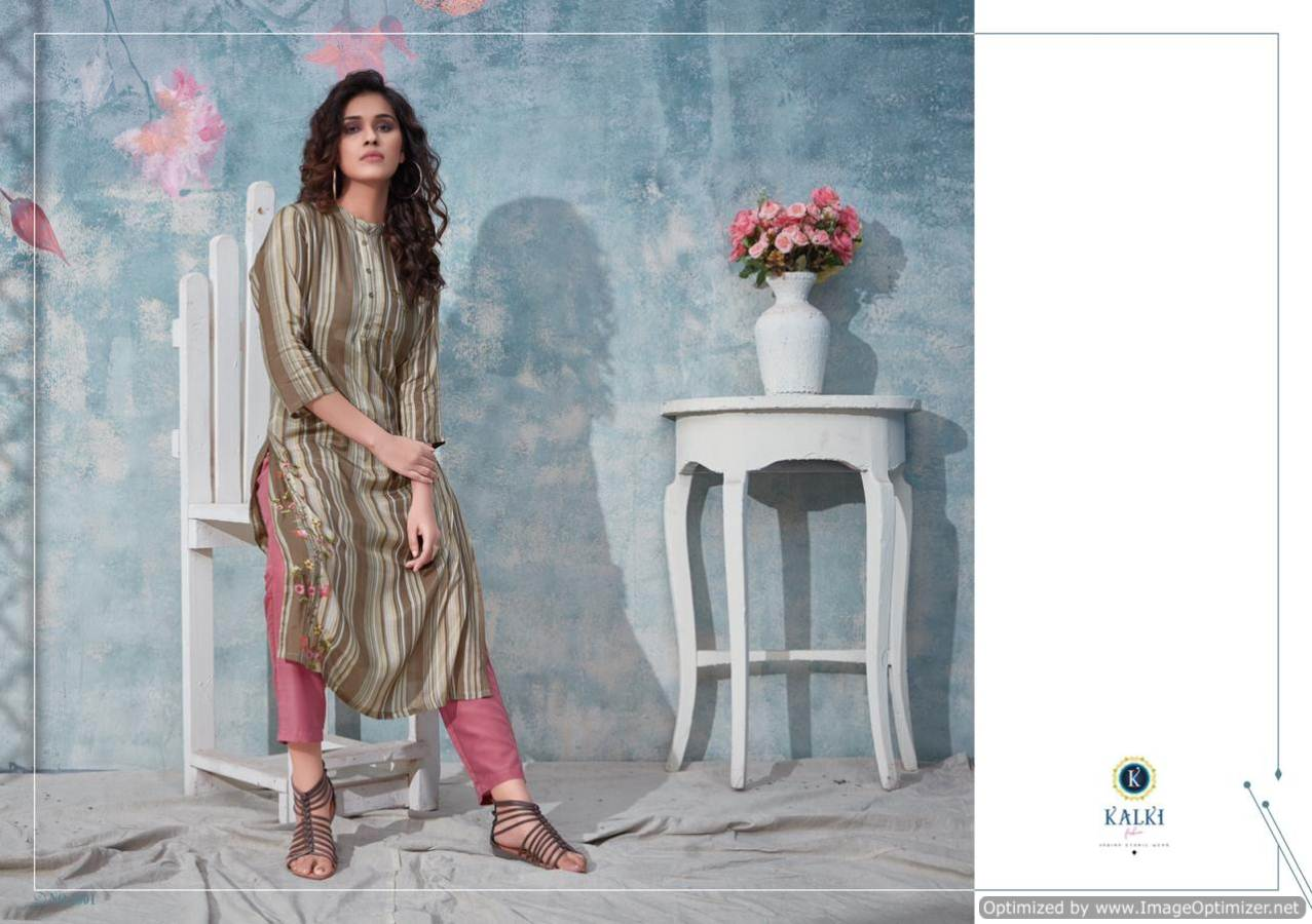 Kalki Look Book collection 5