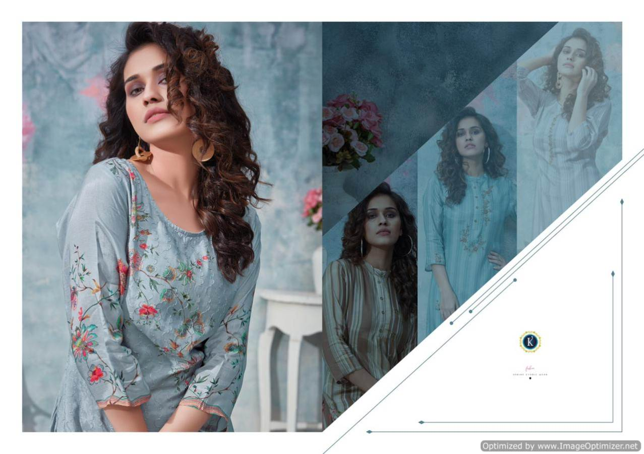 Kalki Look Book collection 6