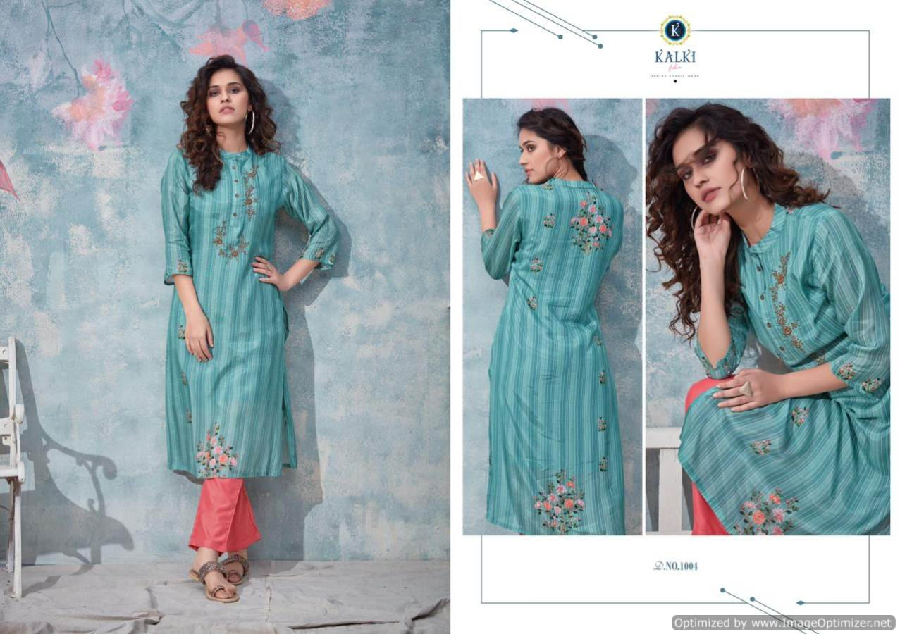 Kalki Look Book collection 2