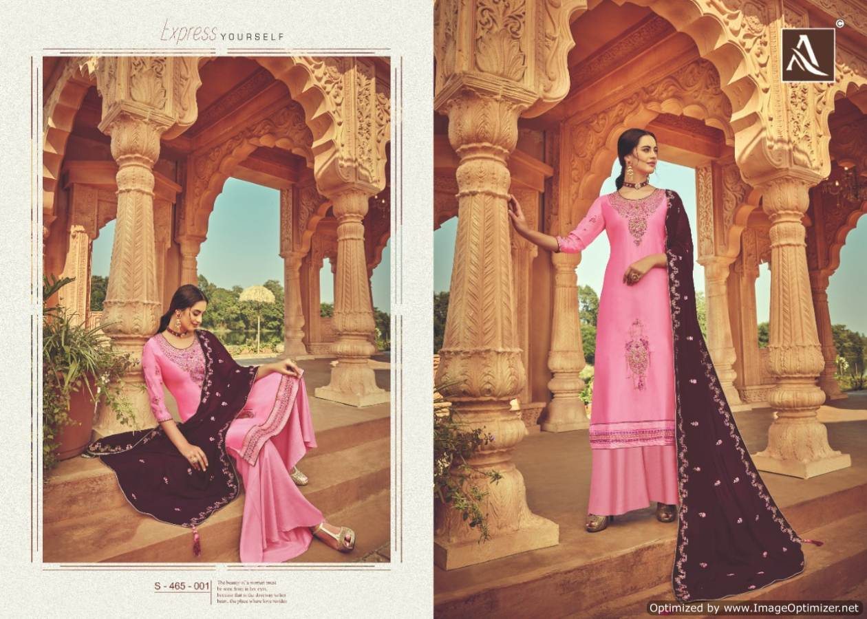 Alok Heritage collection 1