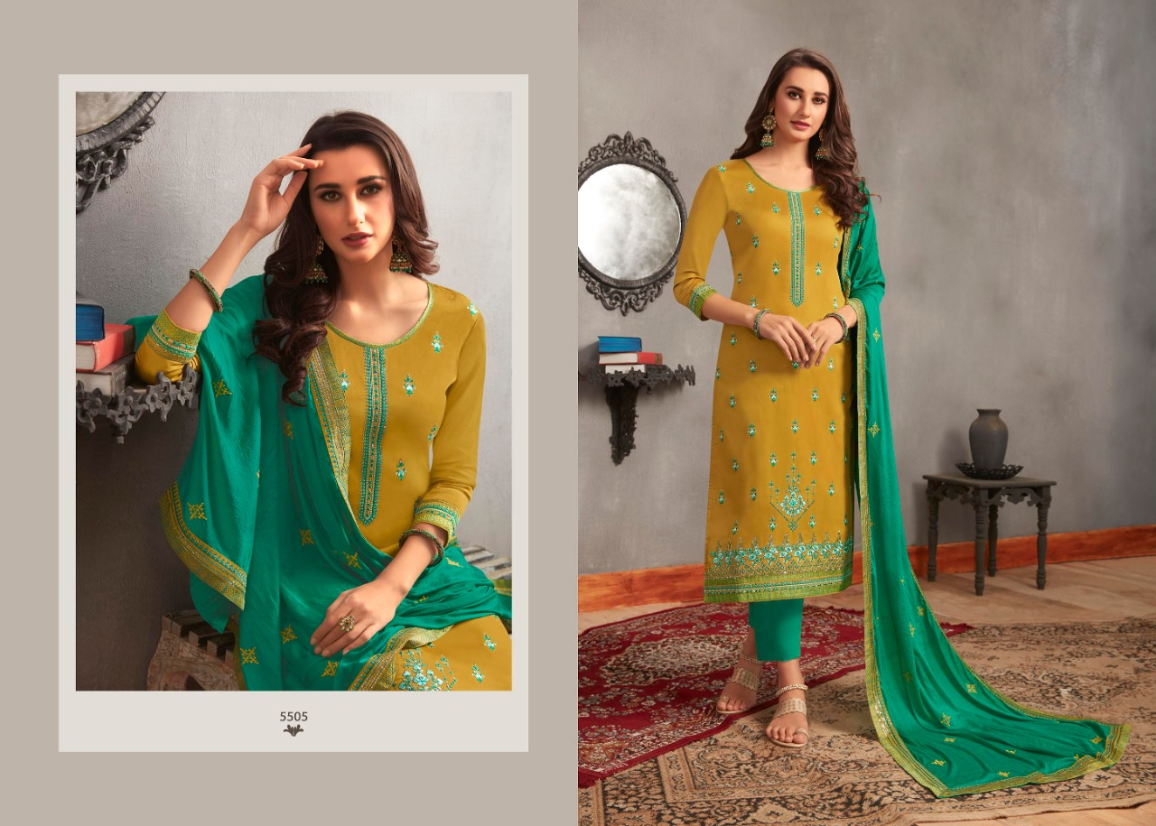 Kessi Gulal collection 4