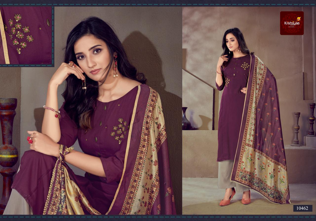 Krishriyaa Purity Vol 4 collection 1