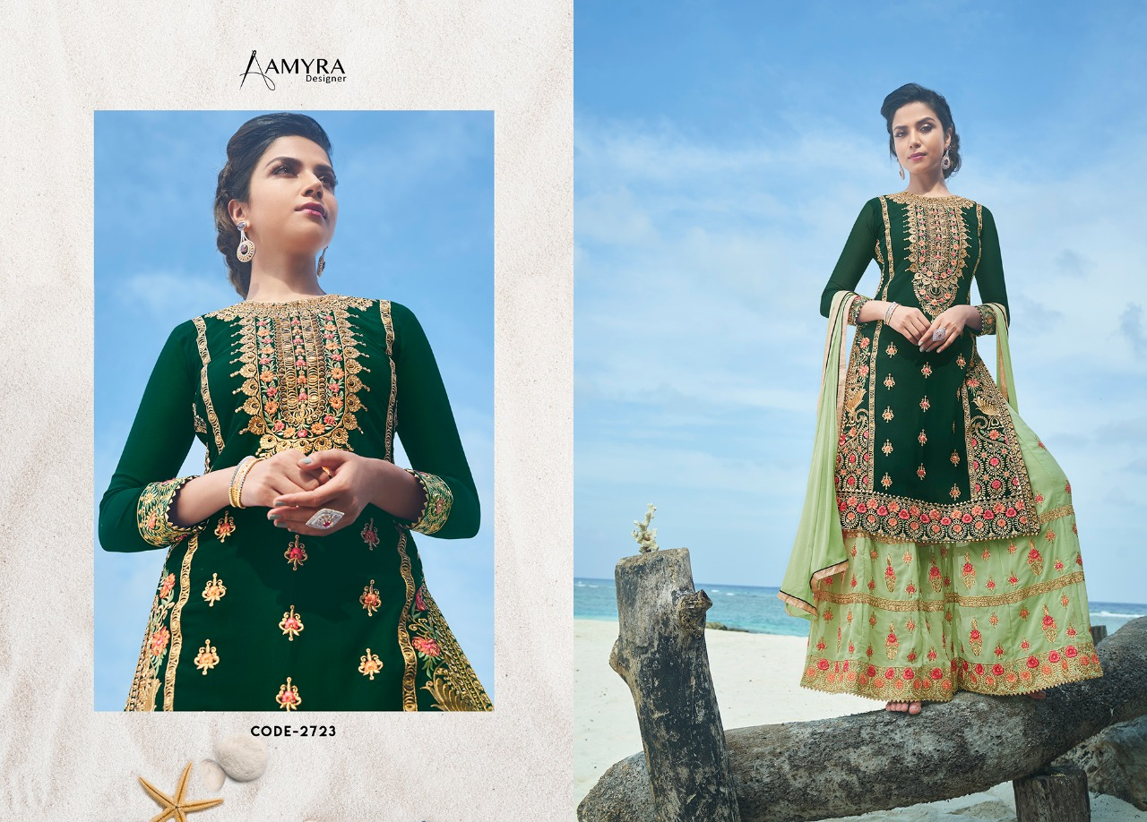 Amyra Designer Kajra vol 8 collection 10