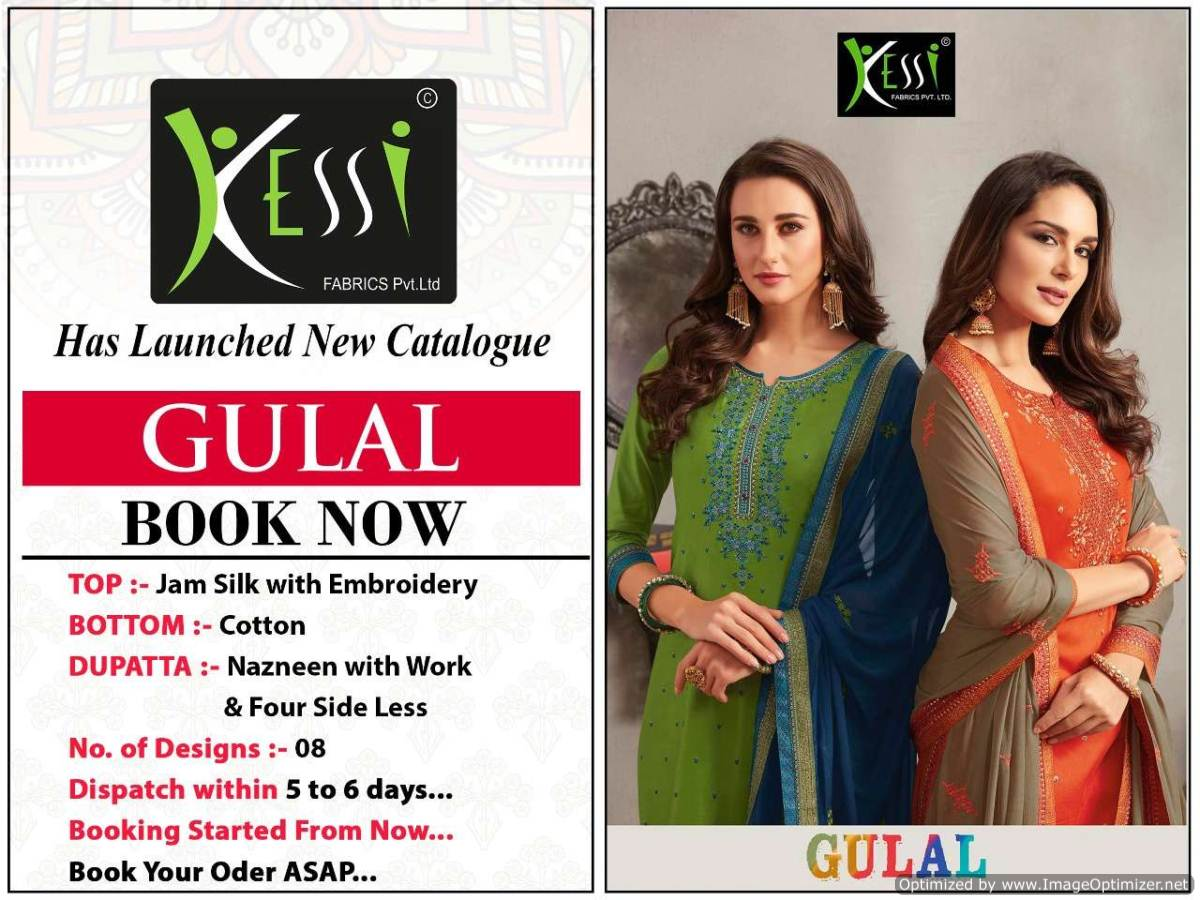 Kessi Gulal collection 2
