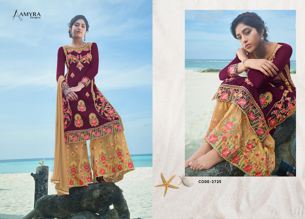 Amyra Designer Kajra vol 8 collection 3