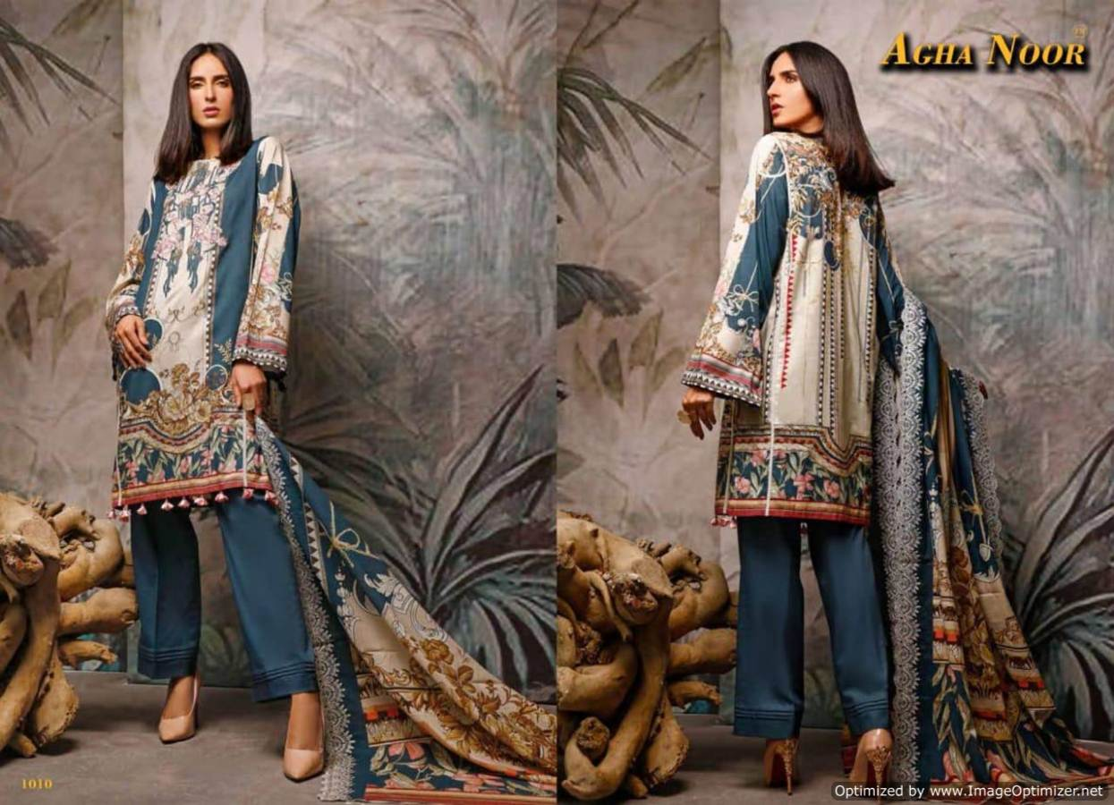 Agha Noor collection 8
