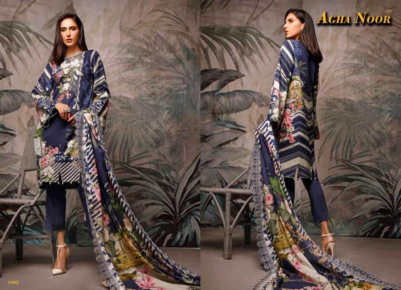 Agha Noor collection 1