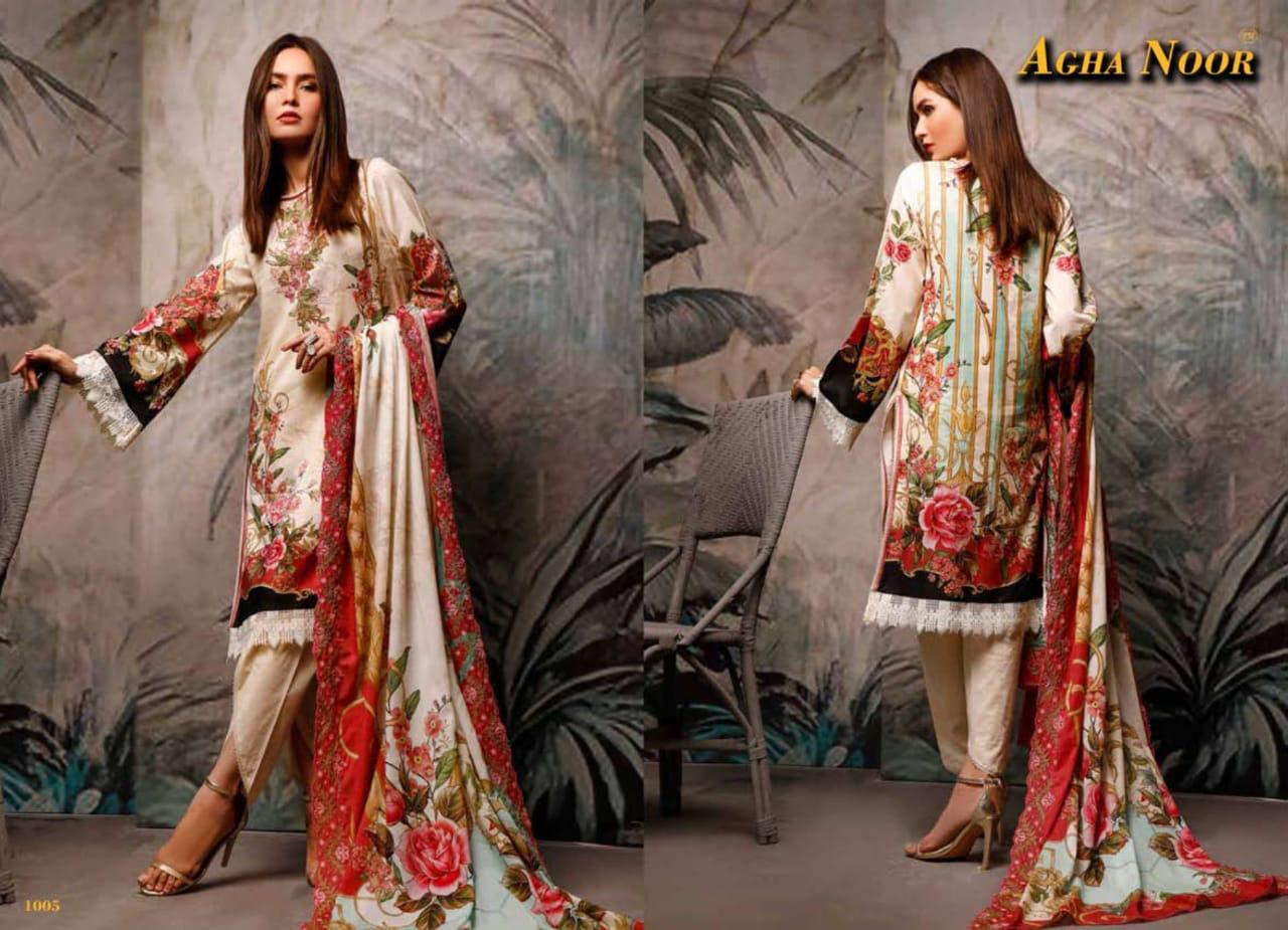Agha Noor collection 2