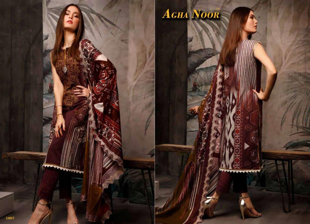 Agha Noor collection 4