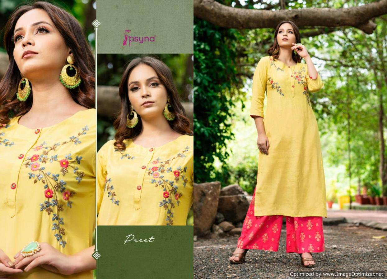 Psyna Preet Premium collection 9