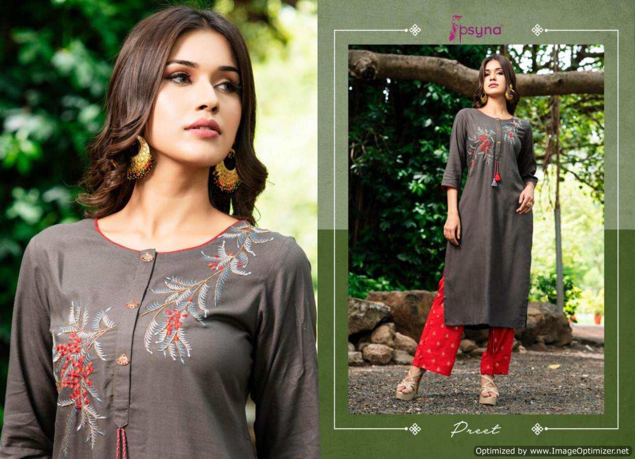 Psyna Preet Premium collection 4