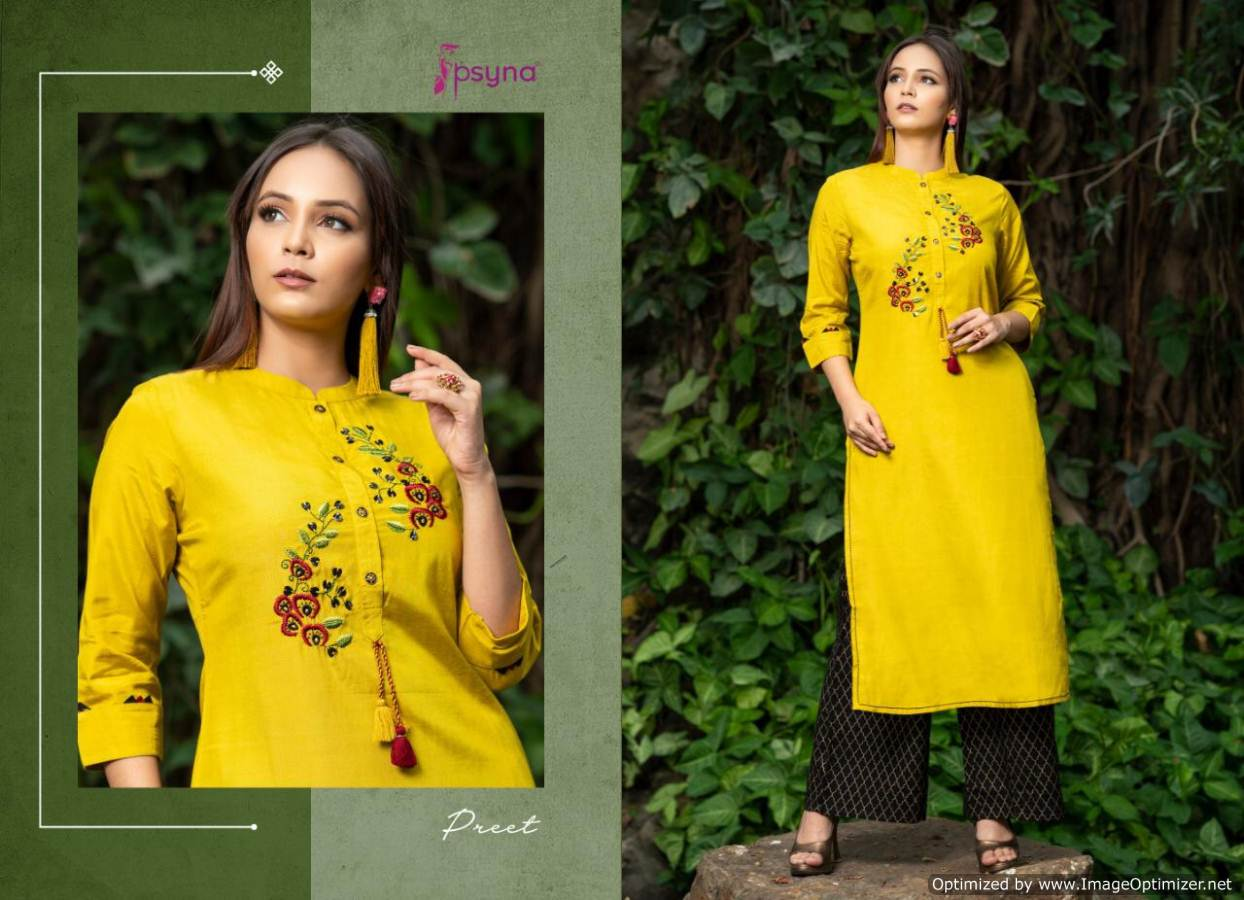 Psyna Preet Premium collection 1