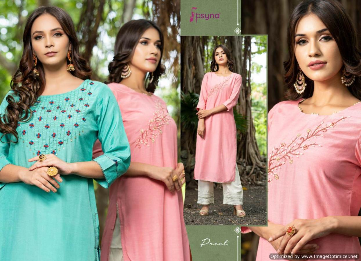 Psyna Preet Premium collection 10